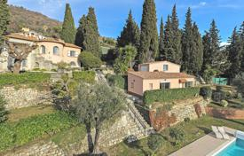 Luxury residential for sale in Grasse. Cannes backcountry - Panoramic and sea view