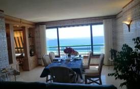 2 bedroom apartments by the sea for sale in Benidorm. Apartment with a terrace, in a residence with a pool, a tennis court and a view of the sea, at 400 m from the beach, Benidorm, Costa Blanca