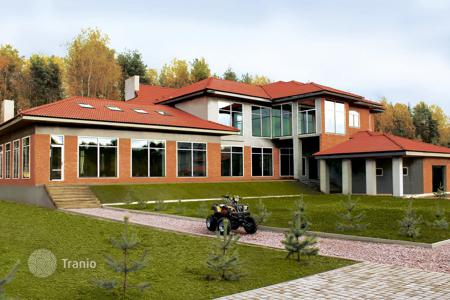 Property for sale in Russia. Mansion – Leningrad Region, Russia