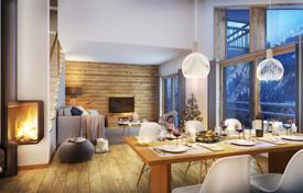 Modern duplex with a balcony, in a new residence, in a popular area, next to the ski slopes, Chatel, Alpes, France for 490,000 €