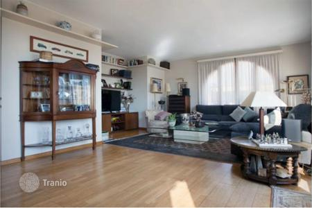 Penthouses for sale in Catalonia. Penthouse with a terrace and a view of the city, in the avenue Passeig de Gràcia, in the center of Barcelona, Spain
