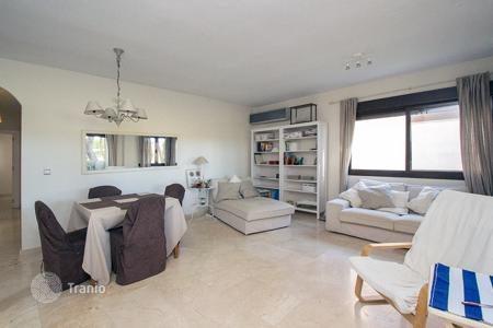 3 bedroom apartments for sale in Valencia. Apartment with terrace and Las Ramblas golf course view, in Orihuela, Alicante, Spain