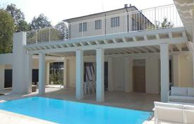 New villa with a swimming pool in Marina di Pietrasanta, Tuscany, Italy for 2,300,000 €