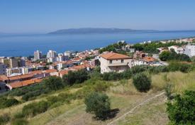 Development land for sale in Split-Dalmatia County. Buliding land in Makarska