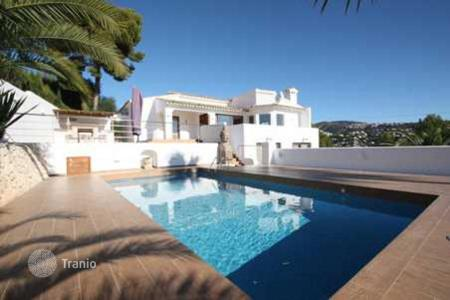 Chalets for sale in Moraira. Chalet – Moraira, Valencia, Spain