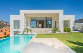 5 bedroom houses for sale in Benahavis. Stylish Brand New Contemporary Villa, La Alqueria, Benahavis