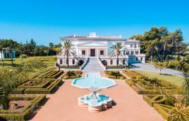 "6 bedroom houses for sale in Spain. A unique property situated close to the coast on Marbella´s new ""Golden Mile"""