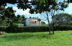 Development land for sale in Croatia. Medulin Beautiful building land 200m from the sea, sea view