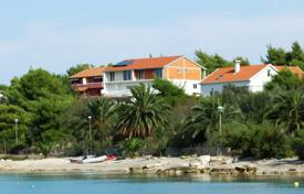 Property for sale in Croatia. Plot of land on the first line of the sea in a quiet place of the Peljesac peninsula, Dalmatia, Croatia