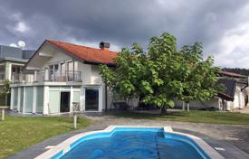 Houses with pools for sale in Slovenia. The Villa is located in the small town Radomlje, between Domžale and Kamnik, around 15 km from the center of Ljubljana