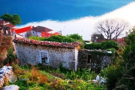Coastal land for sale in Kotor. Development land - Perast, Kotor, Montenegro
