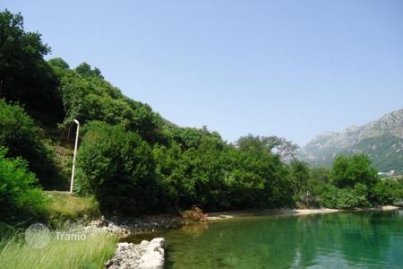 Land for sale in Kotor. Development land – Kotor (city), Kotor, Montenegro