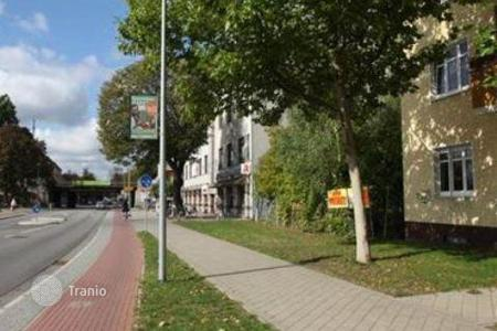 Property for sale in Brandenburg. Plot for a new residential and commercial building