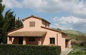Magnificent villa with a swimming pool and a tennis court, Terricciola, Tuscany, Italy for 1,300,000 €