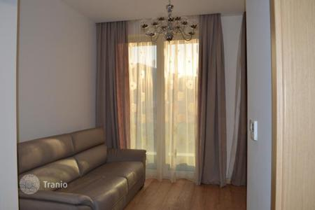 Coastal apartments for sale overseas. Studio in qualitative building in Budva, 300 meters from the sea