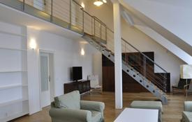 5 bedroom apartments for sale in the Czech Republic. Spacious two-level apartment with five bedrooms and a terrace, Prague 2, Czech Republic