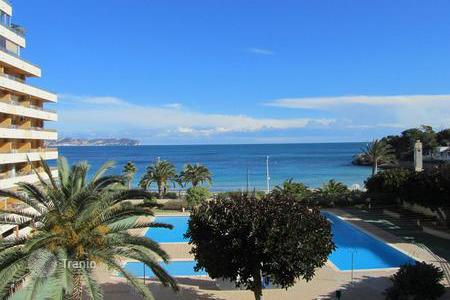 Cheap 1 bedroom apartments for sale in Valencia. Comfortable apartment in Calpe