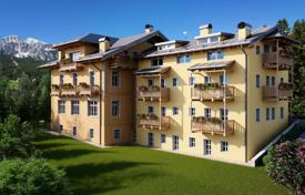 Apartments for sale in Italian Alps. New home – Cortina d'Ampezzo, Veneto, Italy