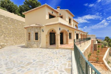 Luxury houses for sale in Benissa. Villa – Benissa, Valencia, Spain