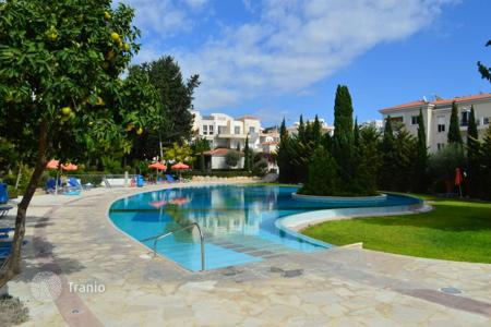 Residential for sale in Paphos. Apartment in an exclusive gated complex with two swimming pools in the popular district of Paphos, Universal