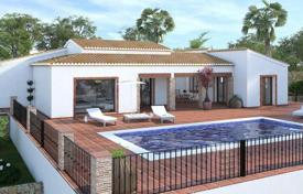 Off-plan houses with pools for sale in Southern Europe. Villa in Benitachell, Alicante