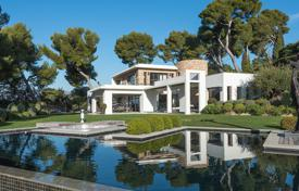6 bedroom villas and houses to rent in Western Europe. Cannes Californie — Splendid modern villa