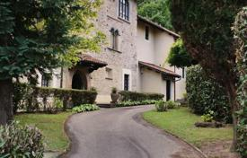 Chateaux for sale in Piedmont. Spacious castle with a hobby room and a large plot, Stresa, Piedmont, Italy