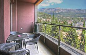 Coastal apartments for sale in Montenegro. 1 bedroom apartment in Becici