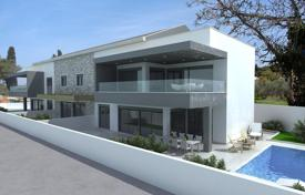"New homes for sale in Croatia. Exclusive apartment with a sea view, in a new complex class ""luxury"", 70 meters from the beach, Fažana, Istria"