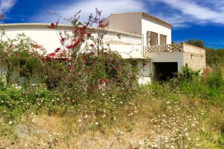 Land for sale in Ibiza. Development land – Sant Joan de Labritja, Ibiza, Balearic Islands,  Spain