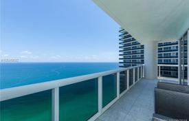 Cosy flat with ocean views in a residence on the first line of the beach, Hallandale, Florida, USA for $1,800,000
