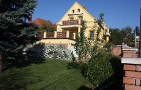 Houses with pools for sale in Hungary. Comfortable cottage with a terrace, a pool and a well-kept garden, Budapest, Hungary