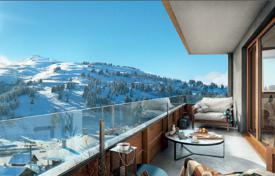 Apartments for sale in Hauteluce. Furnished apartment with a balcony and a mountain view, in a new residence, next to the ski slopes, Hauteluce, Savoy, France