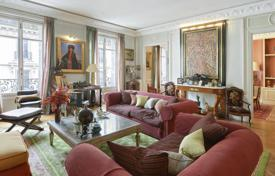 Luxury 6 bedroom apartments for sale in Europe. Paris 17th District – A magnificent over 360 m² apartment