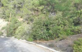 Property for sale in Pano Platres. Plot For Sale in Moniatis, Limassol