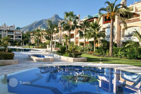 3 bedroom apartments for sale in Malaga. Ground Floor Apartment for sale in Lomas de Sierra Blanca, Marbella Golden Mile