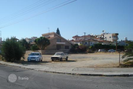 Land for sale in Mesa Geitonia. Building Plots