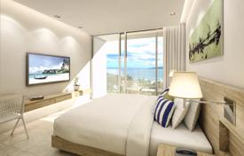 1 bedroom apartments from developers for sale overseas. Hotel managed new condominium in Surin Beach