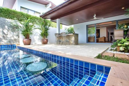 Property to rent in Thailand. Plai Laem Pool Villa