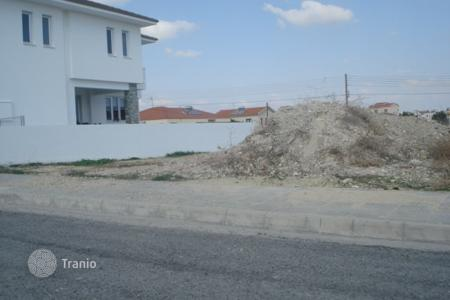 Cheap land for sale in Aradippou. Building Plot