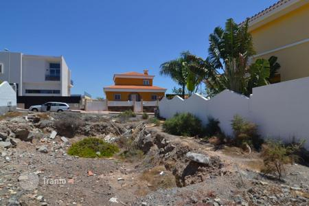 Land for sale in Canary Islands. Plot of Land in prime area of Meloneras