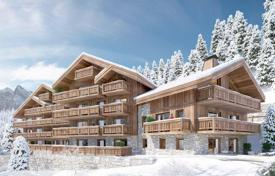 Property for sale in Auvergne-Rhône-Alpes. New two-bedroom apartment in Alpine style, Meribel, Alpes, France