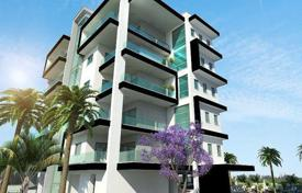 Coastal new homes for sale in Limassol (city). New apartment with a spacious terrace in a residential community 100 m from the beach, Limassol, Cyprus