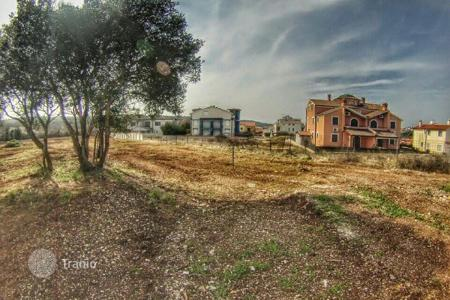 Land for sale in Banjole. Building land VOLME