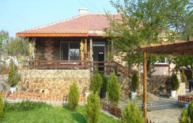 Cheap 2 bedroom houses for sale in Bulgaria. For sale a fully renovated single-storey house 30 km from Burgas city, Kameno municipality