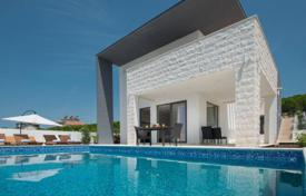 New modern and stylish villa with unobstructed and most panoramic three sides sea views overlooking the Adriatic sea for 470,000 €