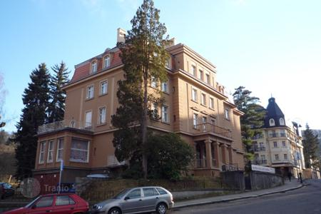 Residential for sale in Karlovy Vary. The apartment is in a historic building, in one of the most attractive places in Karlovy Vary