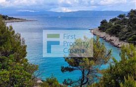 Development land for sale in Split-Dalmatia County. Development land – Brač, Split-Dalmatia County, Croatia
