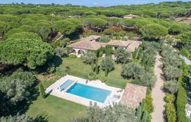 Saint-Tropez — Luxury Villa. Price on request