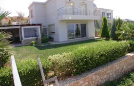New two-storey villa overlooking the sea, Heraklion, Crete, Greece. Price on request